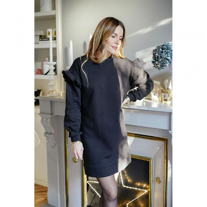 Robe Telma - noir