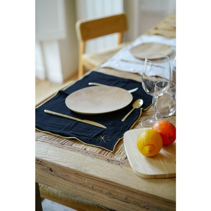 Set de table Alpilles - nuit