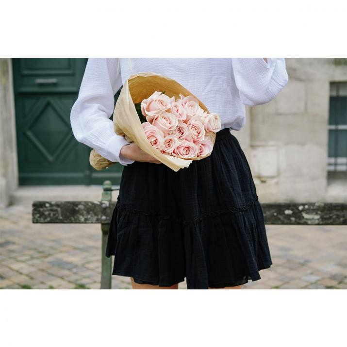 Bouquet Skirt - nuit