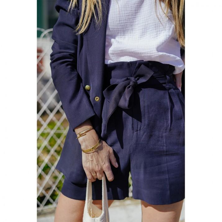 Short Andrea - navy