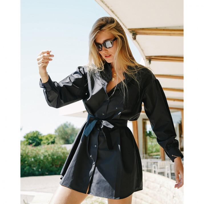 Trévise Dress - Black