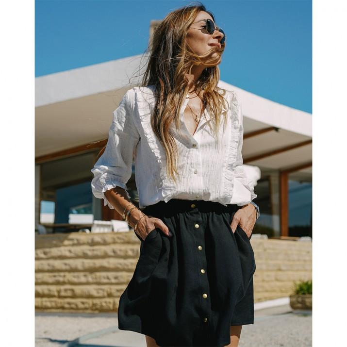 Astro Skirt - Noir