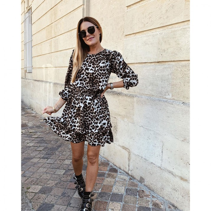 Robe Miracle - Leopard