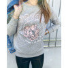 Magic Sweater - Heather Grey