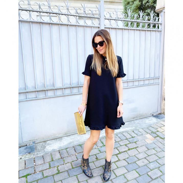 Abi Dress - Black