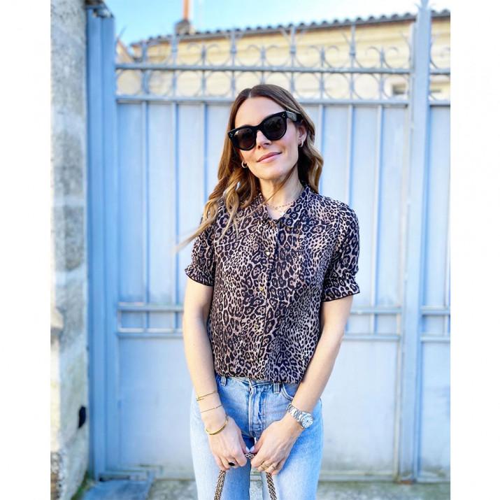 Denisse Shirt - Leo