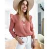 Wil Rock Shirt - Terracotta