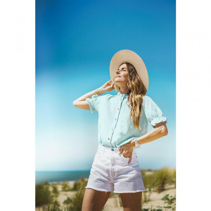 Avril Shirt - Mint