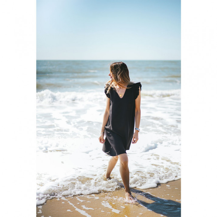 Robe Palerma - Noir