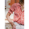 Denisse Shirt - Red