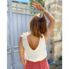 Ancre TOP - Off white