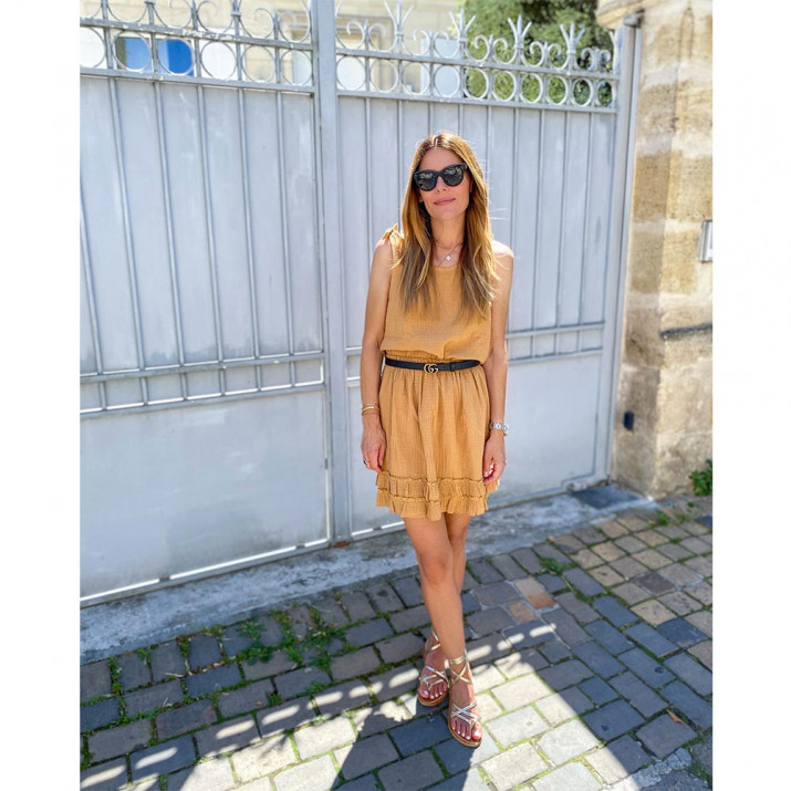 Top Ancre - Ocre