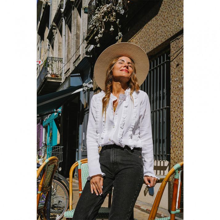 Lola Shirt - White