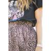 Nessi Skirt - Leopard print