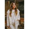 Merina Jacket - Off white