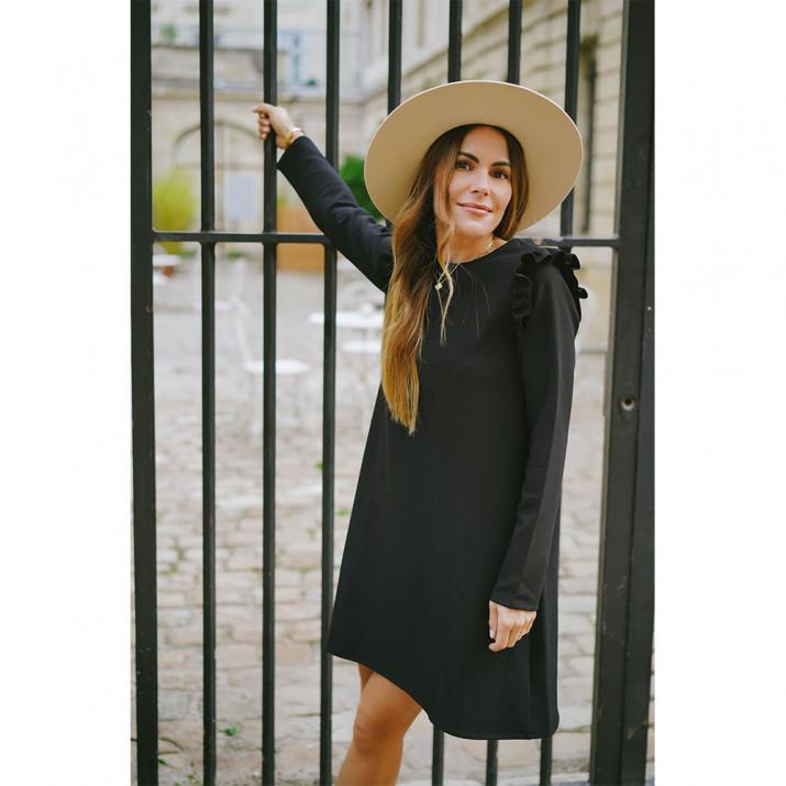 Paloma Dress - Black