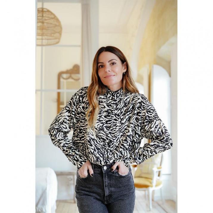 Noe Shirt - Zebra
